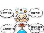老年痴呆症前兆